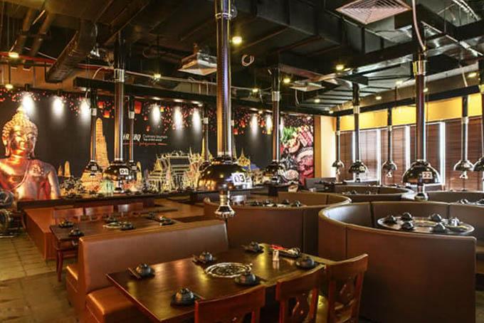 He thong hut khoi am san giai phap toi uu cho cac nha hang BBQ